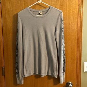 Lucky brand thermal long sleeve